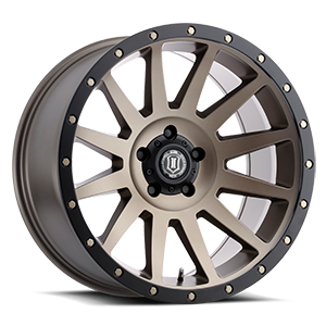 Compression Bronze 5 lug