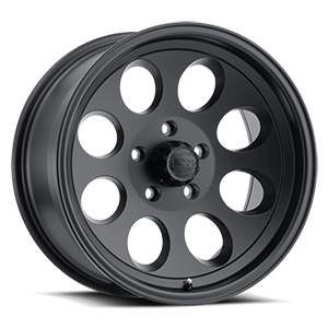 Ion Alloy Wheels 171 5 Matte Black