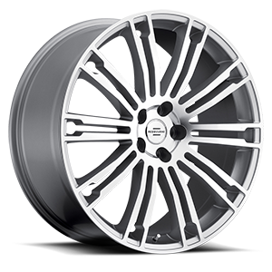 Manor Silver 5 lug