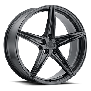 XO Wheels Auckland 5 Matte Black