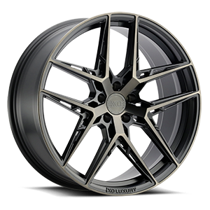 XO Wheels Cairo 5 Carbon Graphite - 21x9