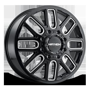 Mayhem Wheels 8107 Cogent Dually