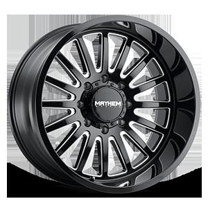 Mayhem Wheels 8114 Utopia