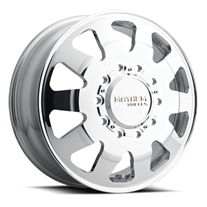 Mayhem Wheels Challenger 10 Polished