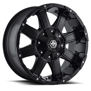 Mayhem Wheels Chaos 5 Matte Black