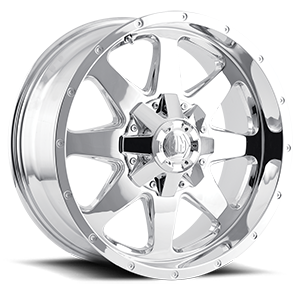 Tank Chrome 6 lug