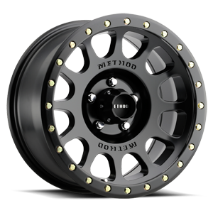 MR305 - NV 5 Matte Black