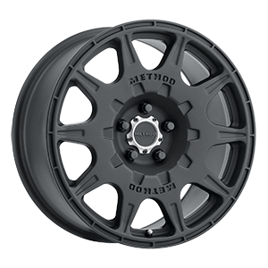MR502 Rally 5 Matte Black