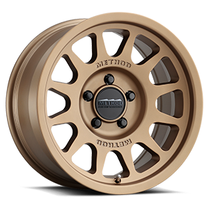 MR703 Matt Bronze 5 lug