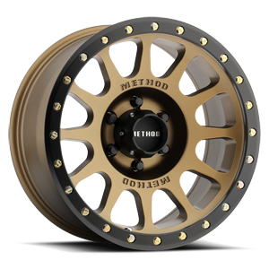 MR305 - NV Bronze / Black Street Loc 6 lug