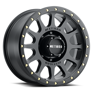 MR305 - NV 8 Matte Black