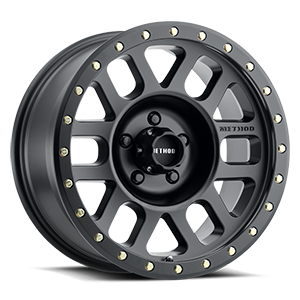 MR309 - Grid 5 Matte Black