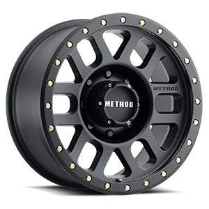 MR309 - Grid 8 Matte Black