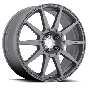 MR501 Rally Titanium 5 lug