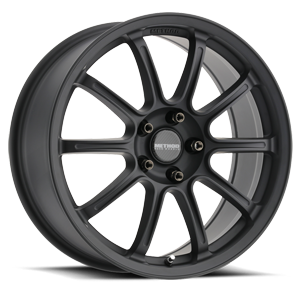 MR503 Matte Black 5 lug