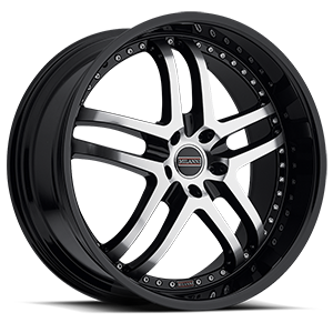 Milanni Wheels 9012 Kapri