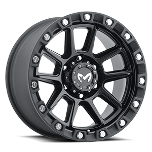 MKW Offroad M205 6 Satin Black