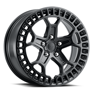 MKW Offroad M206 5 Full Satin Black