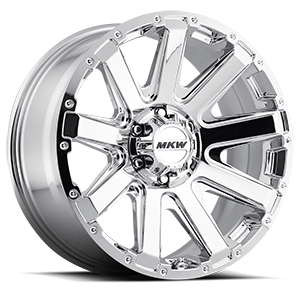 MKW Offroad M94 6 Chrome
