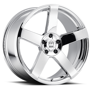 Motiv Luxury Wheels 416 Monterey 5 Chrome Plated