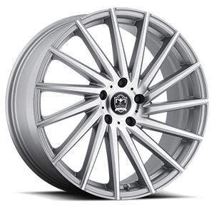 Motiv Luxury Wheels 417 Montage 5 Machined Face with Satin Graphite Accents