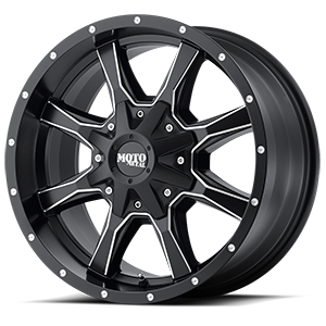 MO970 5 Satin Black Milled