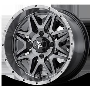 MSA Offroad Wheels M26 Vibe Tint