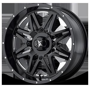 MSA Offroad Wheels M26 Vibe