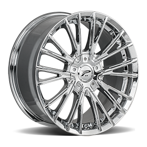 437 Genesis Chrome Plated 5 lug