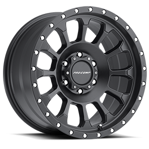 34 Series Rockwell Satin Black 6 lug