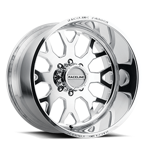 RF102 Polished 8 lug
