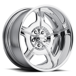 Fugitive Chrome 5 lug
