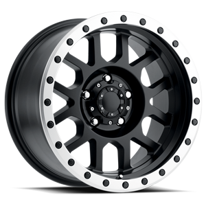 883 Matt Black 5 lug