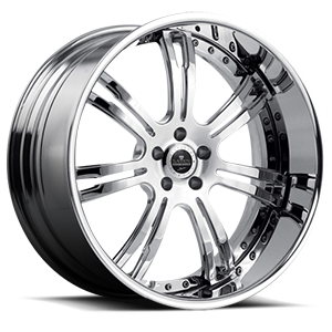 SV24-S Chrome 5 lug