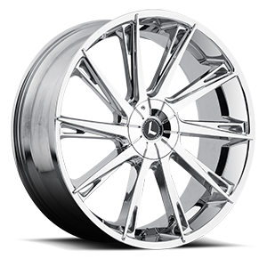 144 Swagg Chrome 5 lug
