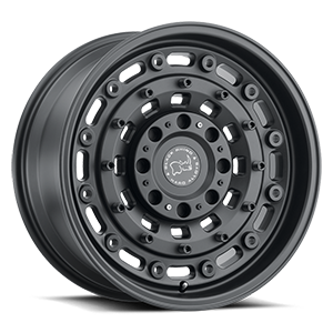 Arsenal 5 Textured Matte Black 20x9.5