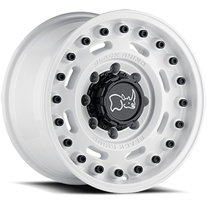 Axle 8 Gloss White