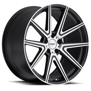 Rouge Gunmetal w/Mirror Cut Face 5 lug