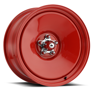 Rat Rod (Series 63) Extended Sizing Gloss Red 5 lug