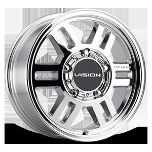 Vision HD Truck/Trailer 355 Manx 2 Overland Van