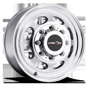 Vision HD Truck/Trailer 181NR Hauler Dually