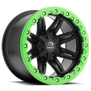 551 Five Fifty One Green Lip Armor Sold Separately 4 lug