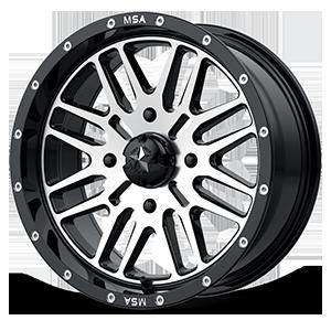 MSA Offroad Wheels M38 Brute