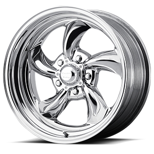VN475 TTO Directional Two-Piece Polished 5 lug