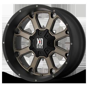 XD Wheels XD825 Buck 25