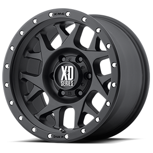 XD127 Bully 6 Satin Black