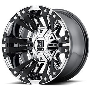 XD822 Monster II PVD 6 lug
