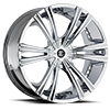 5 LUG NO12 CHROME