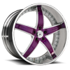 DA166 in Purple