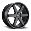 Altair - M192 20x9 | Satin Black/Gloss Black